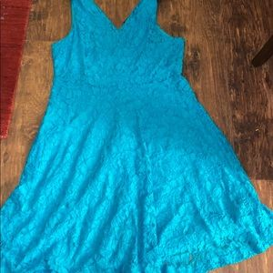 A beautiful spring time dress! Perfect for Easter!